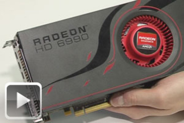 Premier test de la carte graphique Radeon HD 6990 d'AMD
