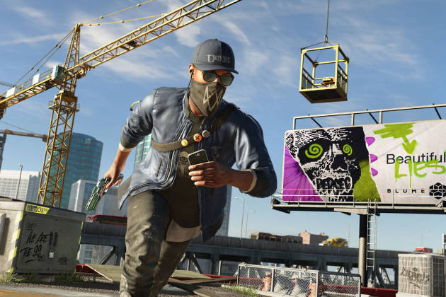 Watch_Dogs 2 Ubisoft
