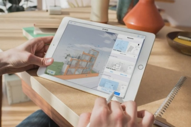 Apple lance sa tablette iPad Pro de 9,7 pouces