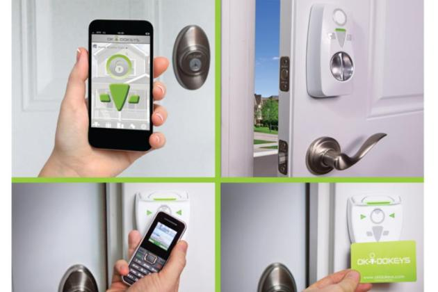 Okidokeys Smart-lock