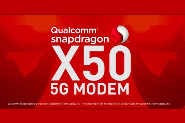 Qualcomm modem 5G