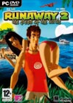 Runaway 2 : the dream of the turtle