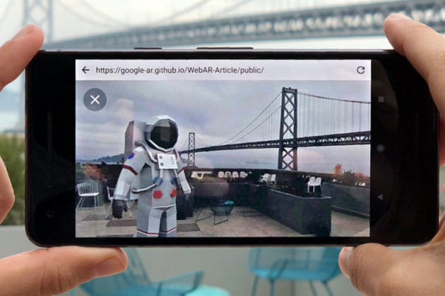 Google Project Article AR