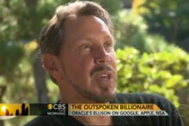 Larry Ellison n'aime pas Larry Page.