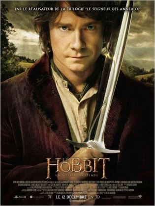 Le Hobbit, film le plus piraté en 2013