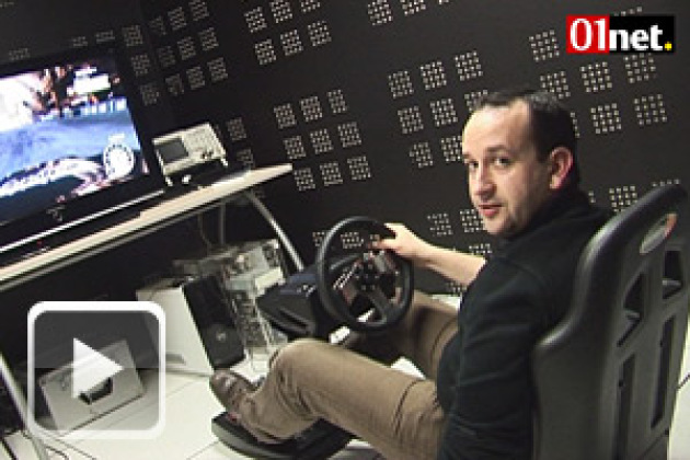 Vidéo : Playseat Rookie, Powermat Tapis Home & Office, Nokia Booklet 3G