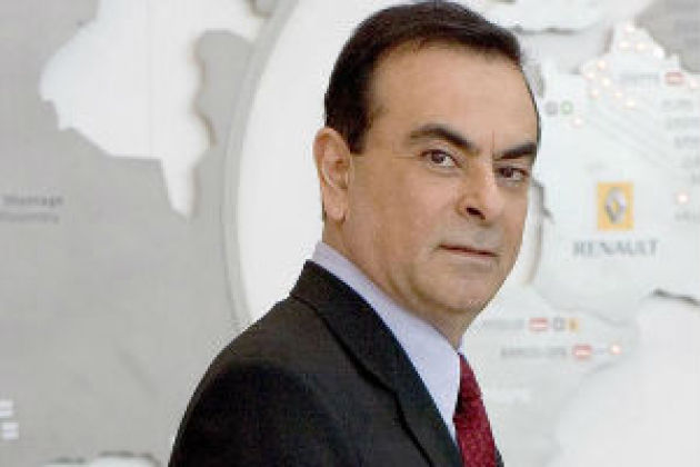 La voiture du futur selon Carlos Ghosn