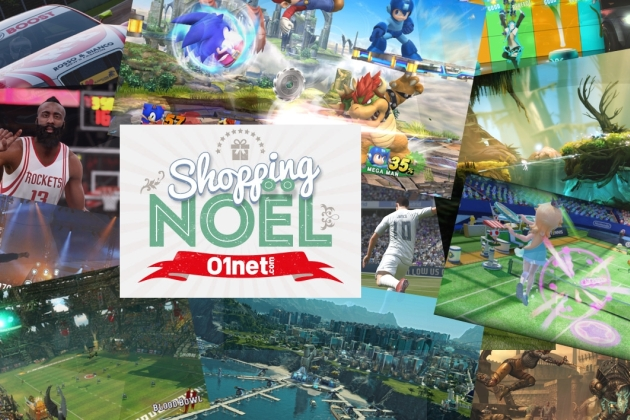 Shopping Jeux Noel 2015