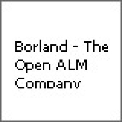 Borland Software supprime 90 postes