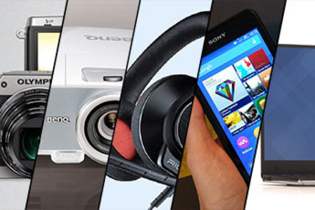 Sony Xperia E4G, Dell XPS 13, Olympus Stylus SH-2... le top des tests