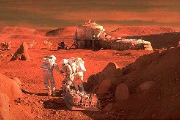 Une start-up néerlandaise propose un billet pour Mars