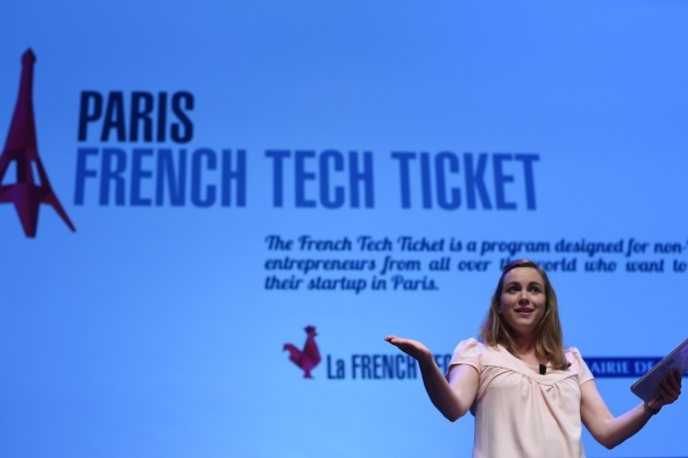 CES Unveiled 2015 French Tech Axelle Lemaire