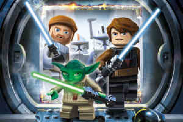 LEGO Star Wars III : The Clone Wars, de LucasArts