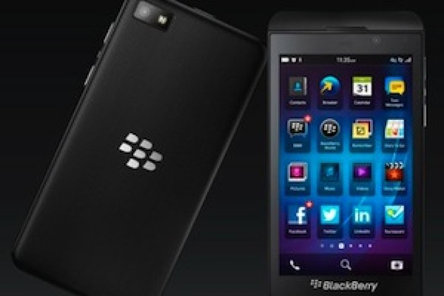 Le BlackBerry Z10 sera disponible partout… sauf au Japon