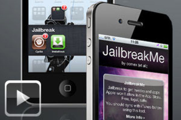 L'iPhone 4 jailbreaké… grâce à une faille de Safari