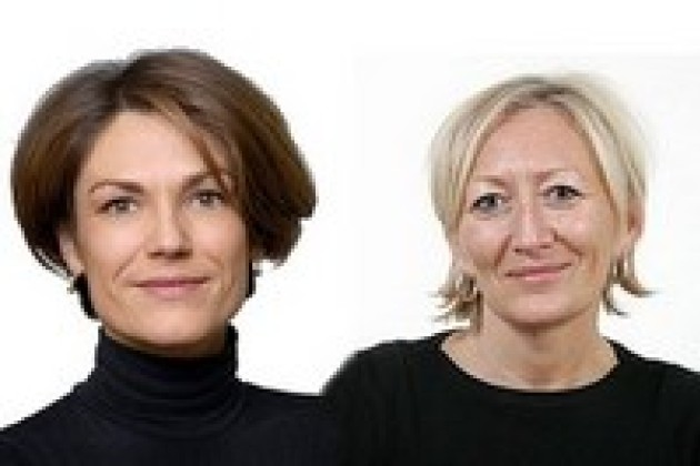 Chantal Jouanno et Catherine Morin-Desailly.