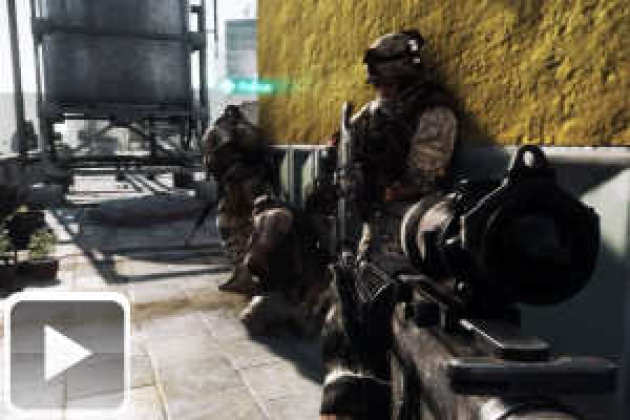 Battlefield 3, d'Electronic Arts
