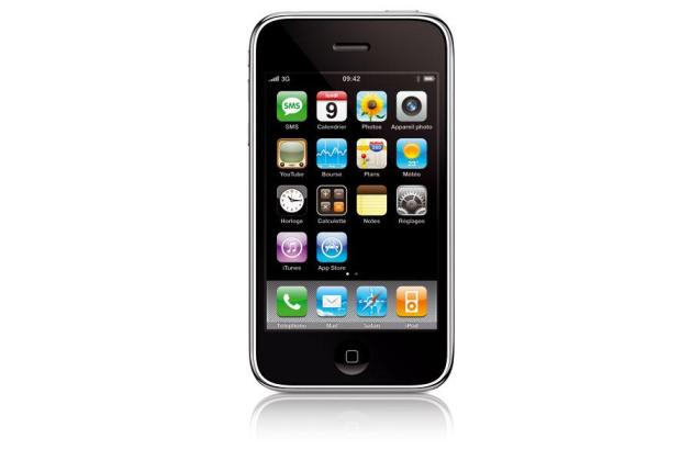 Apple iPhone 3G S - 32 Go