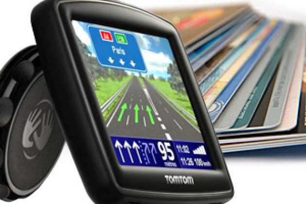 Cartes services TomTom