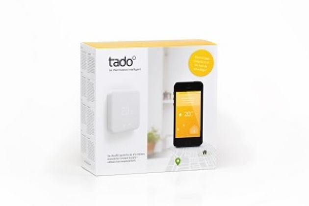 La start-up allemande Tado lance son thermostat connecté en France