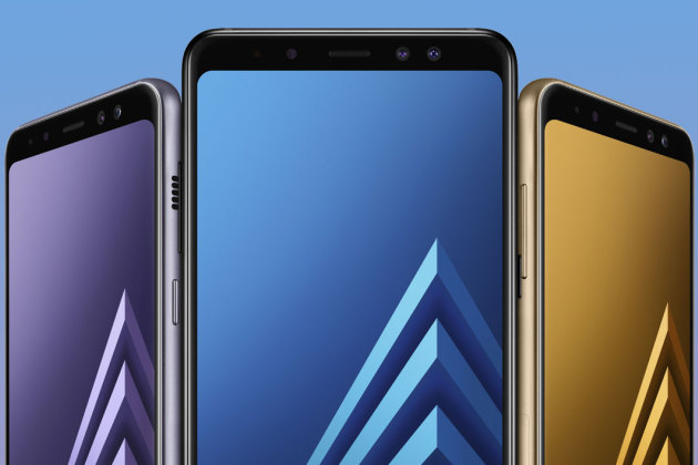 Par surprise, Samsung présente le Galaxy A8, un « Samsung Galaxy S8 light »