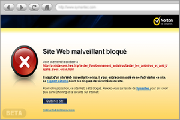 Norton Internet Security et Antivirus 2012 en bêta gratuites