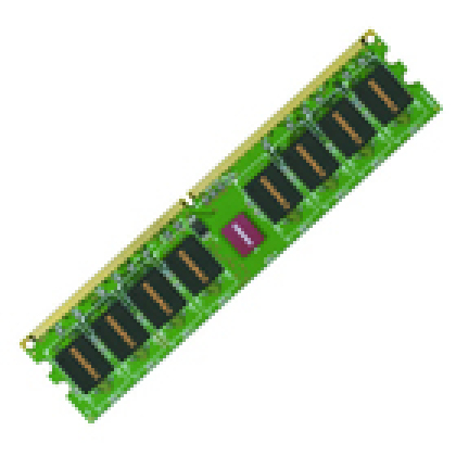 Kingmax 1 Go DDR2 PC4200