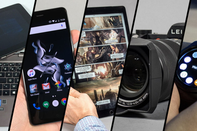 iPad Pro, OnePlus X, Gear S2... le top 5 des tests de la semaine