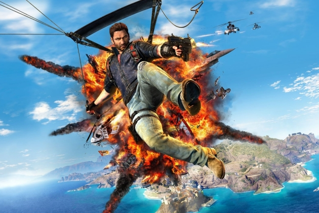 Just Cause 3, d'Avalanche Studios