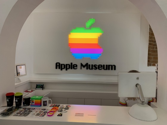 Fan d'Apple ? Faites donc un tour à l'Apple Museum de Prague
