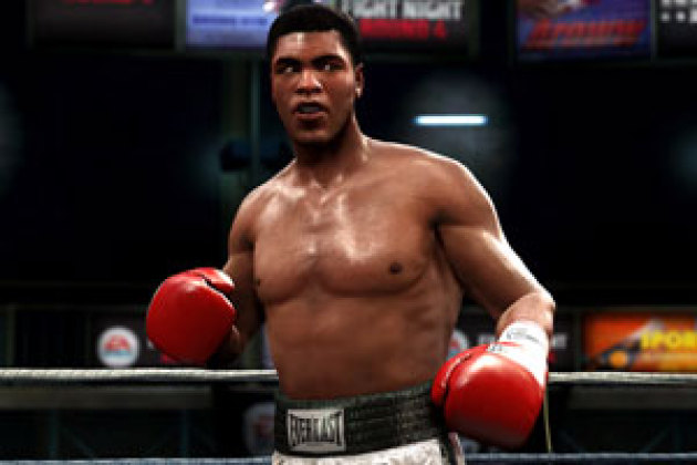 Fight Night Round 4, d'Electronic Arts