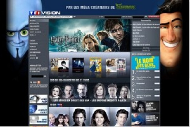 TF1 propose son catalogue de films en VOD sur iTunes