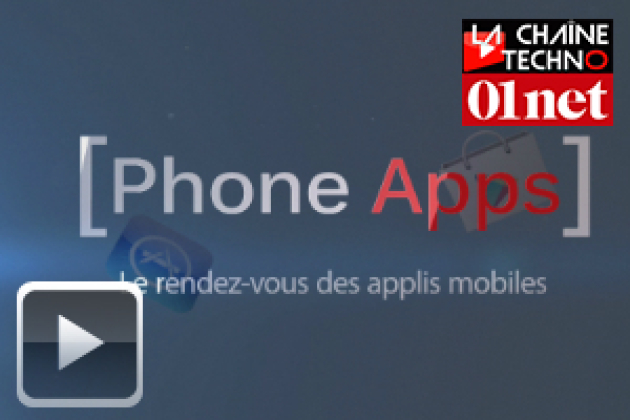 Phone Apps #05 : Stop Cambriolages, Couple et MyBoox