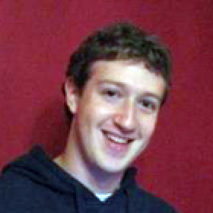 Mark Zuckerberg - Il a inventé Facebook