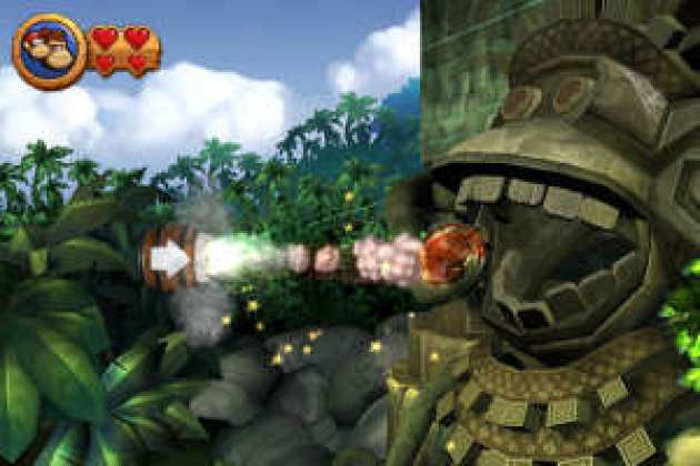 Donkey Kong Country Returns, de Nintendo