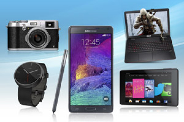 Samsung Galaxy Note 4, Motorola Moto 360, Amazon Fire HD 6... le top des tests