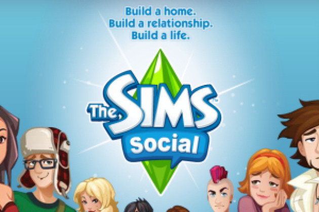 The Sims Social, d'Electronic Arts