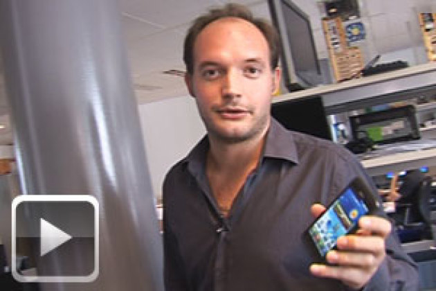 Coulisses du 01Lab : le smartphone LG Optimus 3D