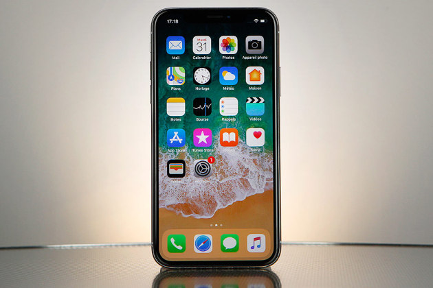 French Days : l'iPhone X 64 Go à moins de 850 euros