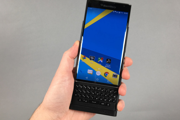 Le BlackBerry Priv