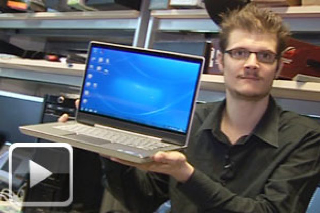 Coulisses du 01Lab : le PC portable Dell XPS 14z