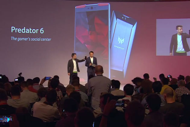 IFA 2015 : Acer Predator 6, un smartphone surpuissant sous Android