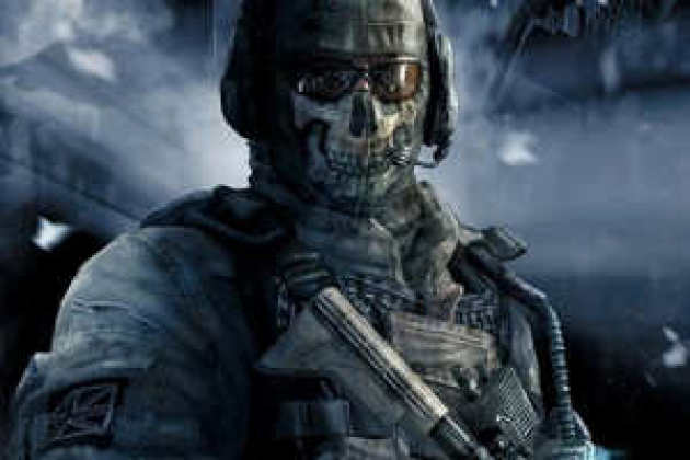 Ghost, dans Modern Warfare 2