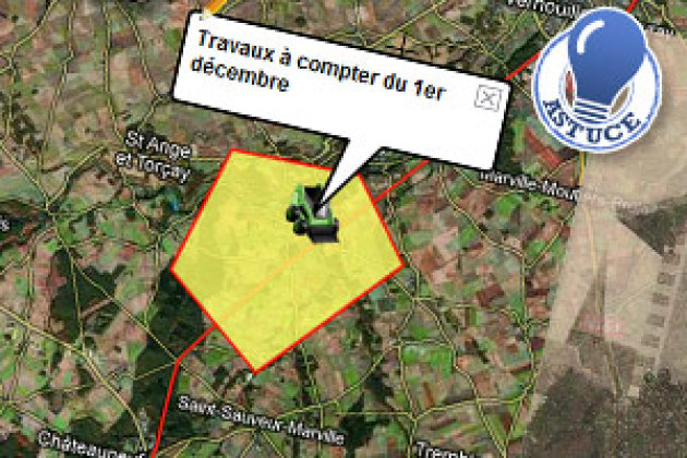 Google Maps : dessinez facilement sur une carte
