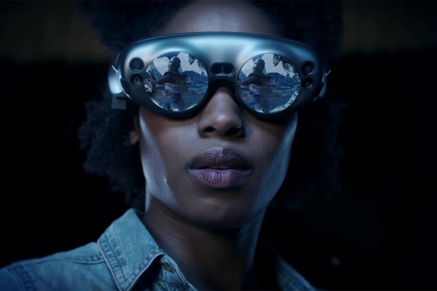 Les lunettes Magic Leap One