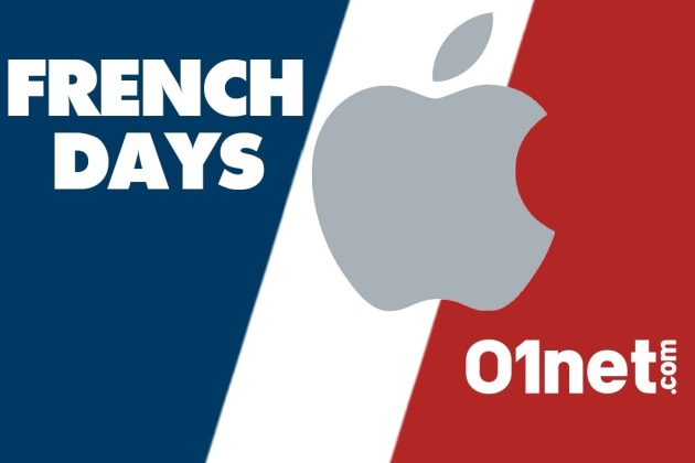 French Days : MacBook, iPhone, iPad, iMac... les meilleures offres Apple