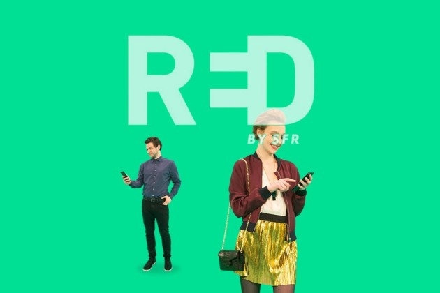 French Days : Red by SFR propose 100 Go à 15 euros par mois à vie