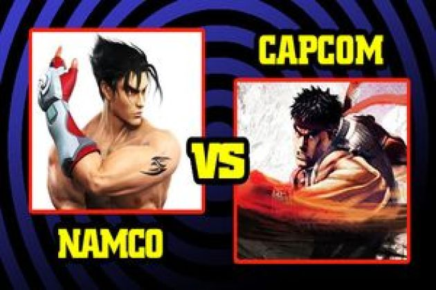 Capcom Vs Namco, ou le match entre deux univers phares
