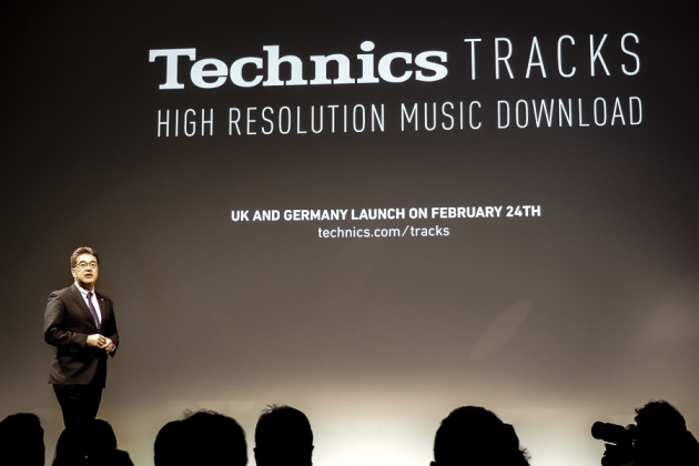Panasonic Technics Tracks