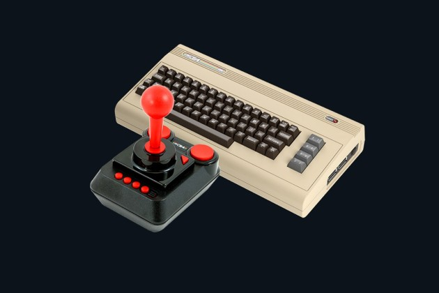 Le Commodore 64 revient le 29 mars en version mini